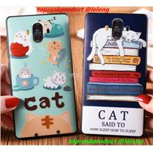 Huawei Mate 10 / Pro Mate10 3D Silicone Back Case Cover Casing