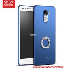Msvii Huawei Honor 7 Honor7 Ring Stand Hard Back Case Cover Casing