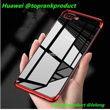 Cafele Huawei Honor View 10 V10 Soft TPU Back Case Cover Casing