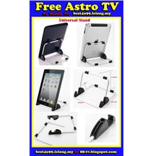 Universal Stand Holder 4 iPad Galaxy Tablet PC Samsung Tab Desktop RM$