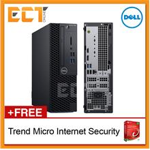 Dell Optiplex 3060 SFF Small Form Factor i3-8100 Business Desktop