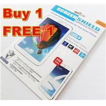 2x Diamond Clear LCD Screen Protector Samsung Galaxy Tab 2 7.0 P3100
