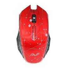AVF GEOM2 2.4G Wireless Optical Mouse USB AM6G