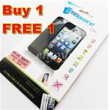 Enjoy 2x MATTE Anti Glare LCD Screen Protector Samsung I9500 Galaxy S4