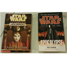 Star wars fiction books bestseller classic English