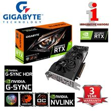 Gigabyte WindForce OC nVidia GeForce RTX 2080Ti 11GB GDDR6