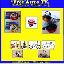 Bike Bicycle Safety Bell Ring Alarm Horn Loceng Basikal Child Adult bb