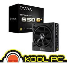* EVGA SuperNOVA 650 G+ 650W Gold Full Modular Power Supply