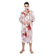 Doctor Zombie With Mask And Stethoscope Halloween Costumes