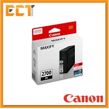 Canon Pigment Ink Tank PGI-2700PBK Black Printer Ink Cartridge