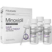 Foligain Hair Treatment For Women Topical Solution 2% 3 Month
