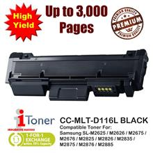 iTONER 116L MLT-D116L High Yield Compatible Toner (3K Pages)