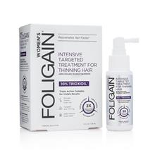 FOLIGAIN HAIR REGROWTH TREATMENT For Women with 10% Trioxidil