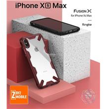 Ringke Fusion X Fusion-X design iPhone XS MAX 6.5 case cover