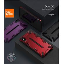 Ringke Fusion Dual-X Dual X design iPhone XS MAX 6.5 case cover