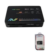 AVF Card Reader EXT USB2.0 ALL-IN-1 (ACR722)