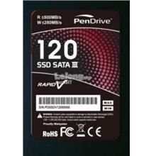 PENDRIVE SSD INTERNAL 2.5' SATA SSD RAPID V 120GB