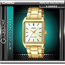 CASIO MTP-V007G-9E ANALOG MENS WATCH ☑ORIGINAL☑