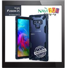 ★ Ringke FUSION X PC+TPU Clear case for Samsung Note 9 [NAVY]