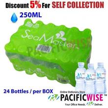 Sea Master R.O Water 24'sX250ml