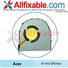 Acer Aspire E1-472 E1-472G E1-522 CPU Fan