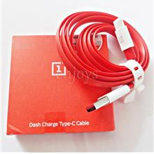 (Dash Charge) 100% ORIGINAL 1.5m Type C USB Cable OnePlus 6 5 5T 3 3T