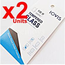2PCS 2.5D Tempered Glass Screen Protector for vivo V9 (6.3)