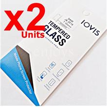 2PCS 2.5D Tempered Glass Screen Protector Samsung Galaxy J6 / J600F