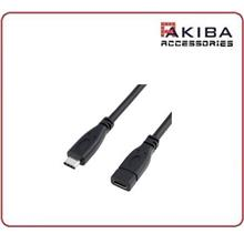 Type-C USB 3.1 Cable USB M to F Data for Macbook (0.5m)