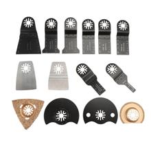 14PCS Electrical Grinding Machine Accessories Saw Blades (MULTI)