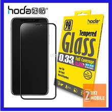 HODA Full Coverage 2.5D iPhone XS MAX tempered glass