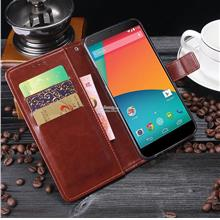 Lenovo P70 P70T Flip PU Leather Card Slot Stand Case Cover Casing