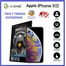 Apple iPhone XS Max / XS / XR X-One Anti-Peeping Privacy Screen Protec