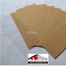 Clear Acrylic Sheet 4mm (T) A3
