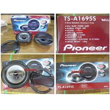 PIONEER TS-A1695S 6' 350watts 4-Way Speaker