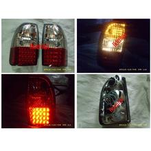 DEPO Mitsubishi L200 Storm `95-04 Tail Lamp Crystal LED [MT10-RL01-U]