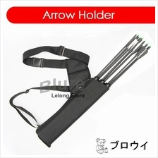 Archery Arrow Holder Tube back/ Side Quiver for 20pcs Arrows