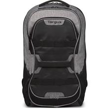 Targus 15.6 Inch Stamina Fitness Backpack (Grey/Black) - TSB94404AP