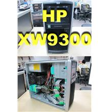 HP XW9300 WORKSTATION 2 X DUAL CORE  ,4GB RAM ,146GB 15K RPM HDD
