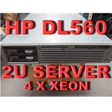 HP PROLIANT DL560 2U SERVER