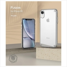 iPhone XR - Ringke Fusion TPU Bumper Case Cover
