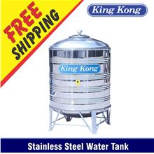 King Kong KR Vertical Round Bottom With Stand S / Steel Water Tank