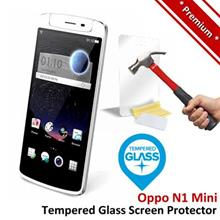 Premium Protection Oppo N1 Mini Tempered Glass Screen Protector