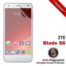 Premium Anti-Fingerprint Matte ZTE Blade S6 Screen Protector