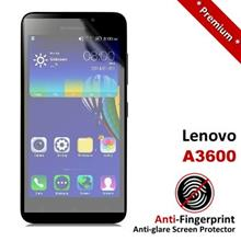 Premium Anti-Fingerprint Matte Lenovo A3600 Screen Protector