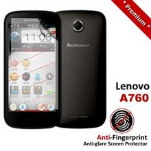 Premium Anti-Fingerprint Matte Lenovo A760 Screen Protector