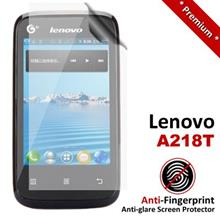 Premium Anti-Fingerprint Matte Lenovo A218T Screen Protector