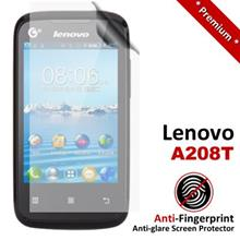 Premium Anti-Fingerprint Matte Lenovo A208T Screen Protector