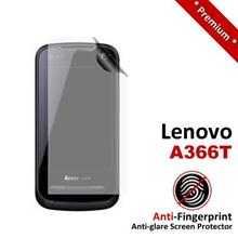 Premium Anti-Fingerprint Matte Lenovo A366T Screen Protector