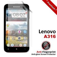 Premium Anti-Fingerprint Matte Lenovo A316 Screen Protector